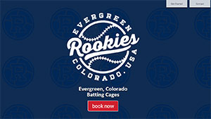 Rookies - Batting Cages Evergreen, Colorado